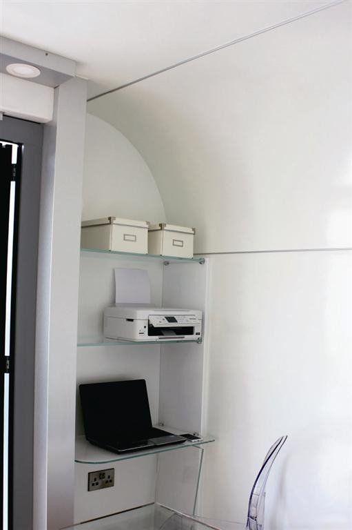 Office pod facilities